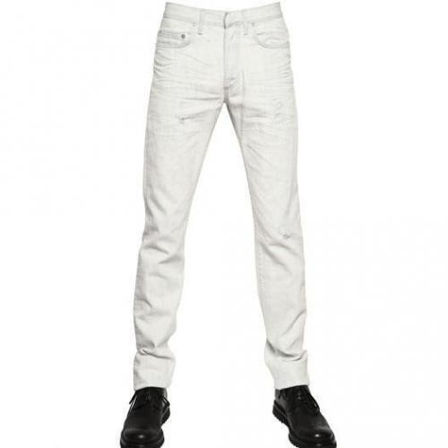 Dior Homme - 19Cm Our Warriors Denim Jeans