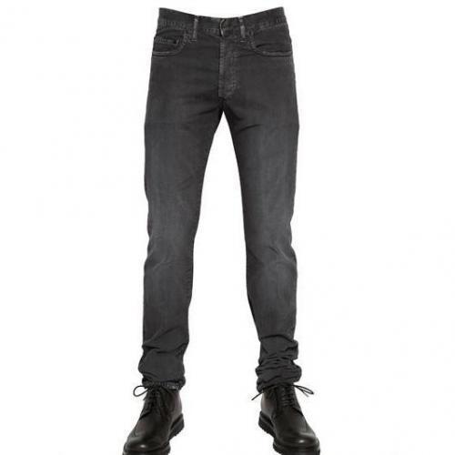 Dior Homme - 19Cm Schwarze Wash Light Denim Jeans