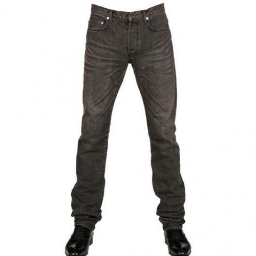 Dior Homme - 19Cm Used Washed Denim Jeans