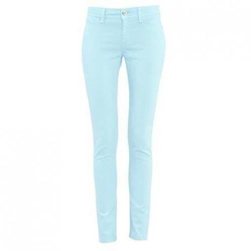DL1961 - Skinny Modell Emma Parrot Farbe Helle Waschung