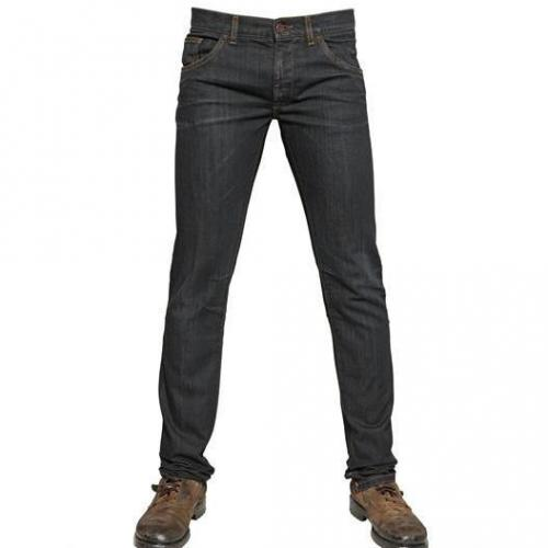 Dolce & Gabbana - 17Cm Stretch Denim Jeans