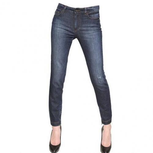 Dolce & Gabbana - Audrey Baumwoll Denim Jeans