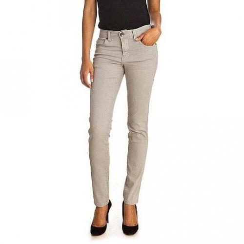 Dr Denim - Skinny Modell Snap G. White Farbe Grau