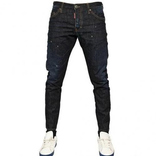 Dsquared - 16.5Cm Clean Jap Kenny Twist Denim Jeans
