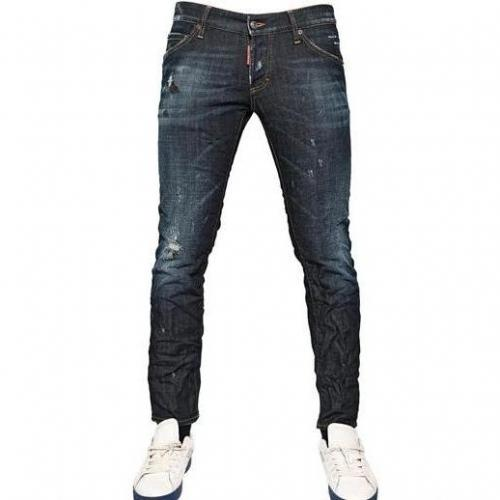 Dsquared - 16.5Cm Clean Rookie Clement Fit Jeans