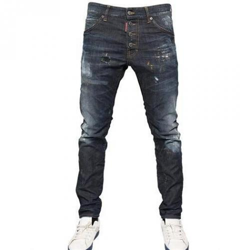 Dsquared - 16.5Cm Stretch Denim Cool Guy Jeans