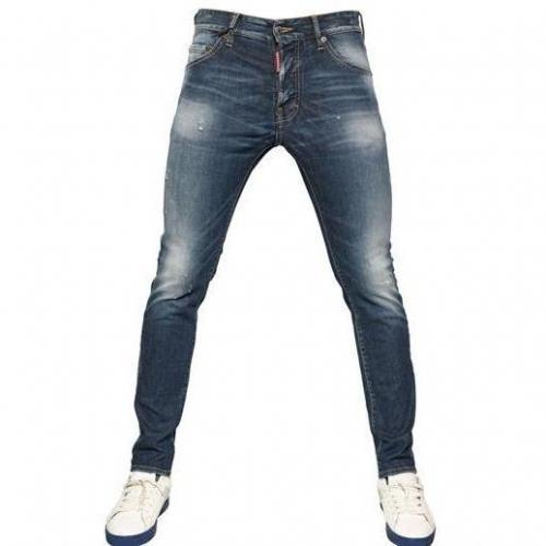 Dsquared - 16Cm Cool Guy Leichte Stretch Denim Jeans