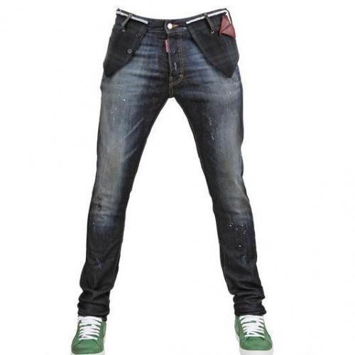 Dsquared - 16Cm Vest Cool Guy Denim Jeans