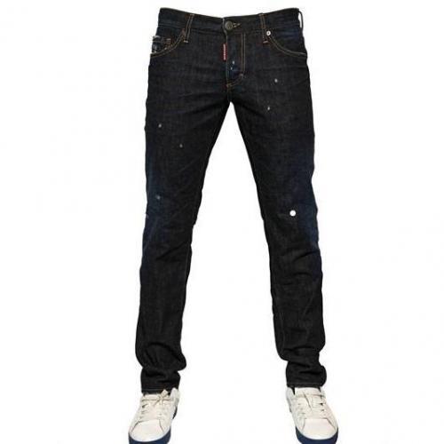 Dsquared - 19Cm Clean Jap Slim Fit Denim Jeans