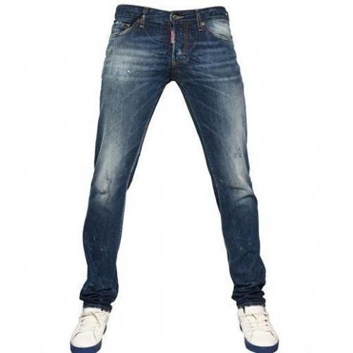 Dsquared - 19Cm Slim Fit Denim Jeans