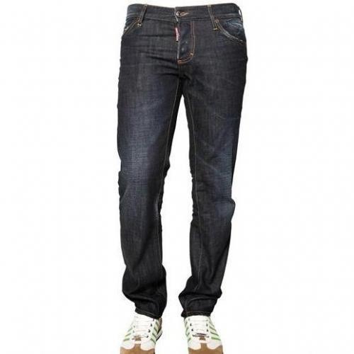 Dsquared - 19Cm Slim Fit Distressed Denim Jeans