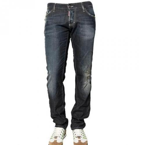 Dsquared - 19Cm Slim Fit Lightweight Denim Jeans