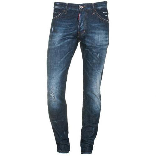 Dsquared Cool Guy Flap Blau