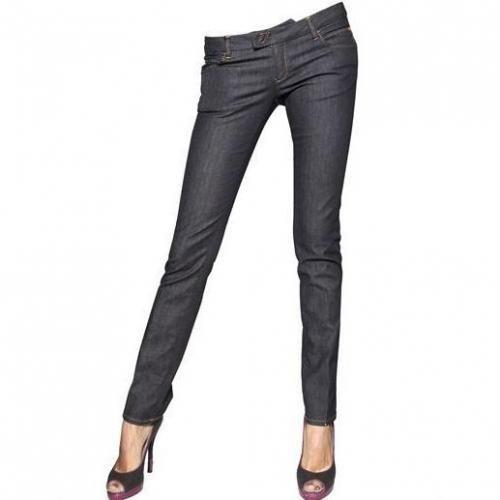Dsquared - Enge Ungewaschene Denim Jeans