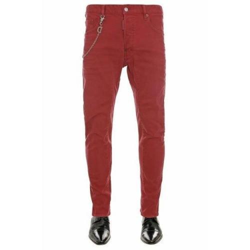 Dsquared Jeans Biker Jean red