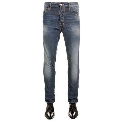 Dsquared Jeans Cool Guy Jean Dunkelblau