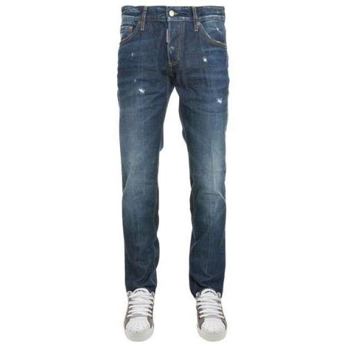 Dsquared Jeans Slim Fit navy