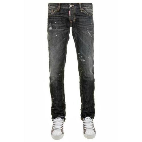 Dsquared Jeans Slim Jean black