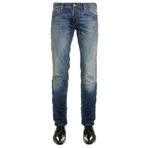 Dsquared Jeans Slim Jean Blue Washed