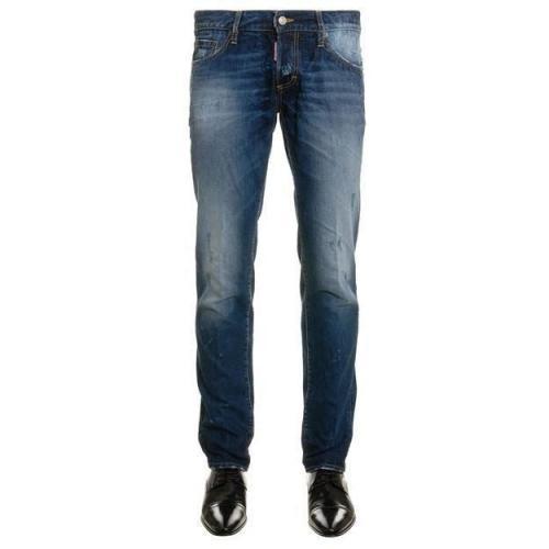 Dsquared Jeans Slim Jean Washed Blue