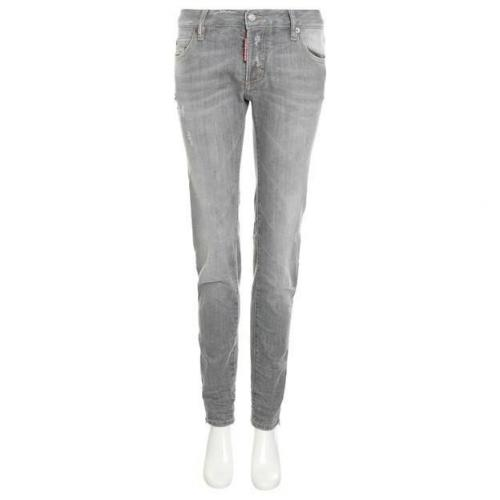 Dsquared Jeans Super Slim Jean grey