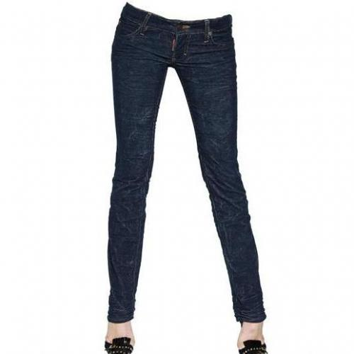 Dsquared - Slim Stretch Baumwoll Corduroy Jeans
