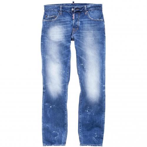Dsquared2 Herren Jeans Medium Regular