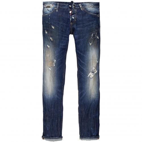 Dsquared2 Herren Jeans Slim Dean