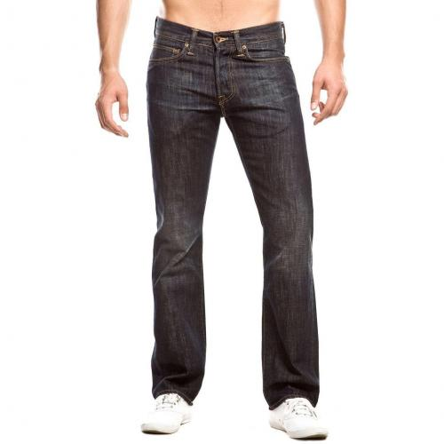 Edwin ED-67 Jeans Straight Fit Dark Used