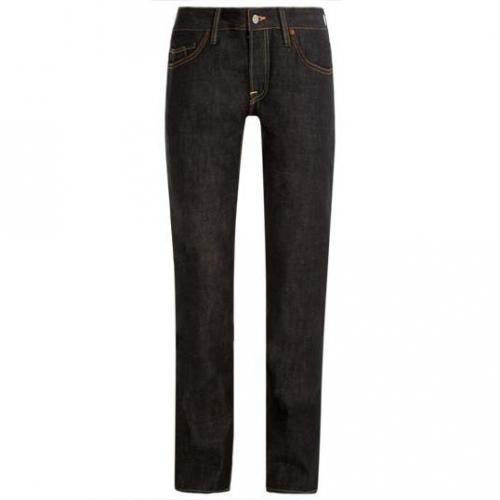 Edwin - Slim ED-77 Slim Granite Denim Unwashed Dunkelblau