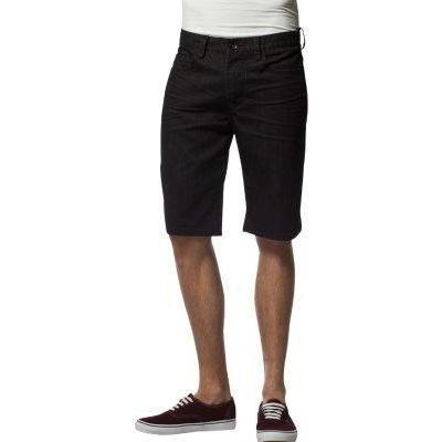 Element DESOTO Shorts schwarz wash