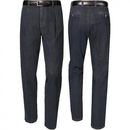 Eurex by Brax Bundfalten Jeans blau 6767/318/23