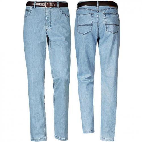 Eurex by Brax Five Pocket blue denim 6768/330/28