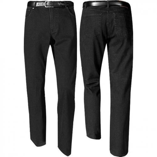 Eurex by Brax Five Pocket Jeans schw 6600/330/01
