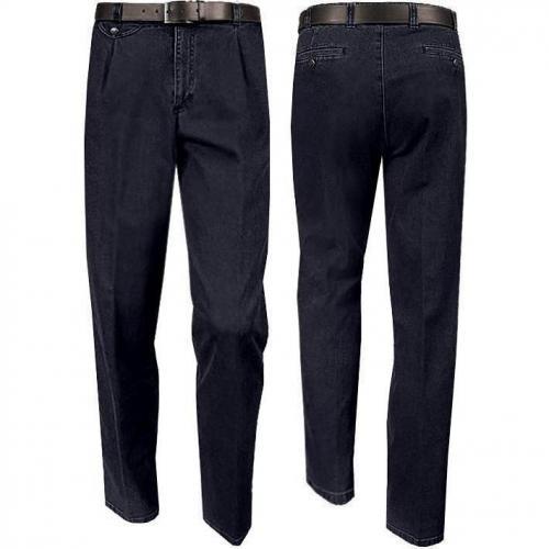 Eurex by Brax Tiefbund Jeans dark blue 690/321/23