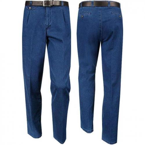 Eurex by Brax Tiefbund Jeans light blue 690/321/22