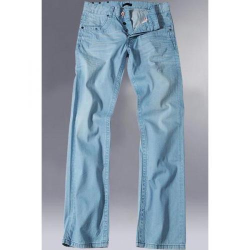 Firetrap Jeans Editor Retro Blue siker DABR57