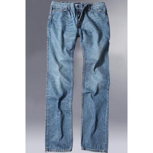 Firetrap Jeans Kore-Slim stone DAAS18