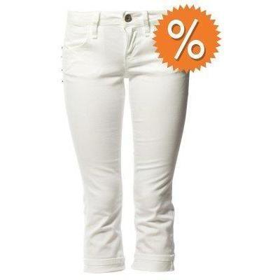 Fornarina BLANCA UP CAPRI Jeans weiß