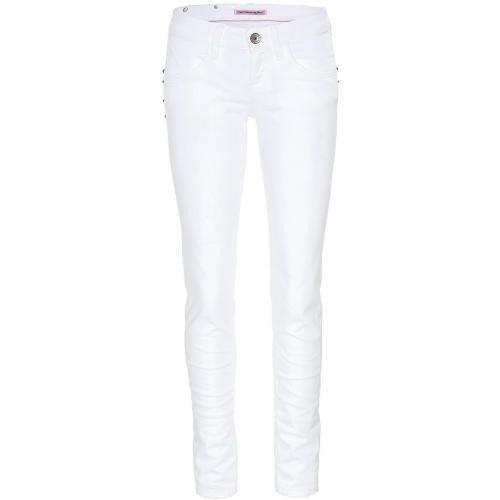 Fornarina Damen Jeans Blanca Up