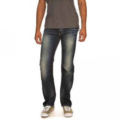 Freeman T. Porter - Hüftjeans Peanut Stretch Moving Blaue Waschung