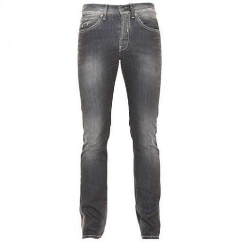 Freesoul - Hüftjeans Only Tech Blue Dust Grau
