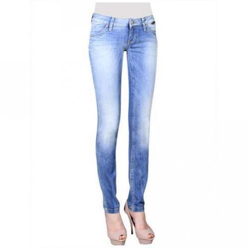 Freesoul - Slim Modell New Glam Club Beach Farbe Blaue Waschung