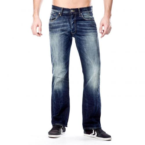 G-Star 3301 Loose Jeans Loose Fit Vintage Überlänge 38