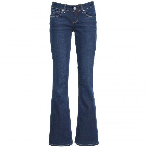 G-Star Damen Jeans 3301 Bootleg Dark Vintage