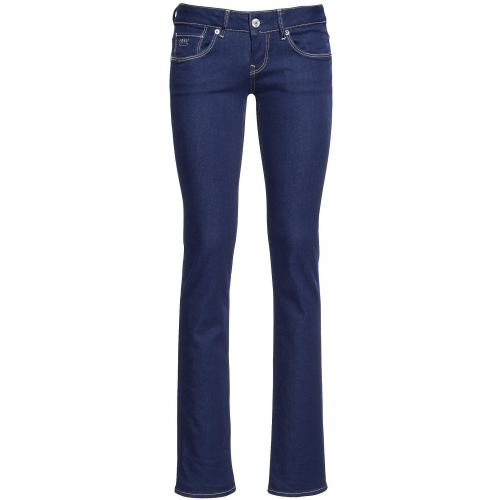 G-Star Damen Jeans 3301 Straight Raw