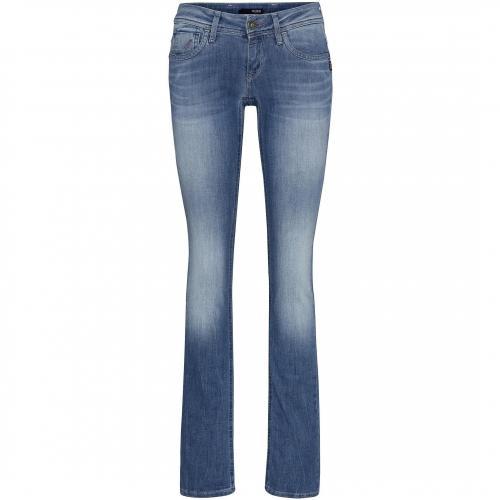 G-Star Damen Jeans Attacc Straight LT Aged