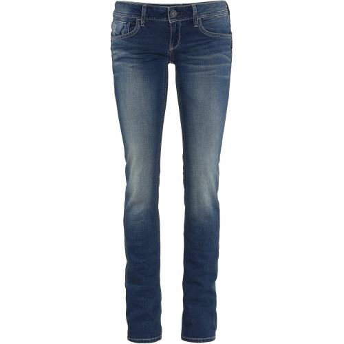 G-Star Damen Jeans Attacc Straight Power Wash
