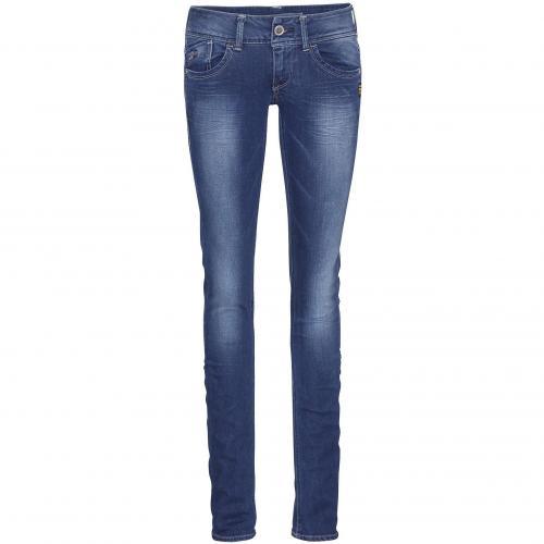 G-Star Damen Jeans Lynn Skinny Medium Aged