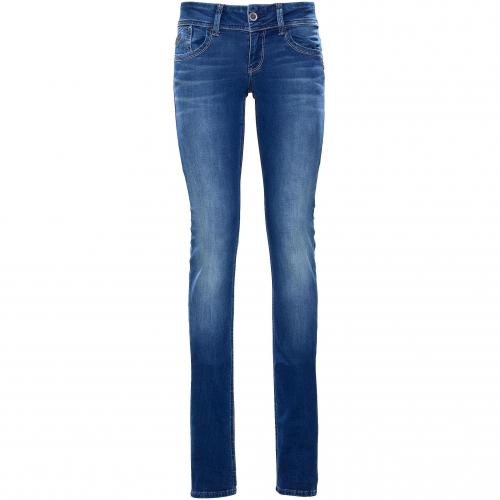 G-Star Damen Jeans Lynn Skinny Power Wash